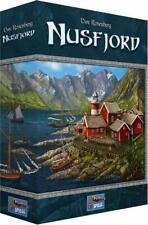 Nusfjord Board Game by Uwe Rosenberg   (Brand new)