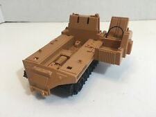 GI Joe 1988 RPV Body, Tank Tracks X1 Wheel Roller, Seatbelt for Replacement Part