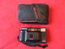 Miranda AZ Quartz 35mm Camera with Carry Case