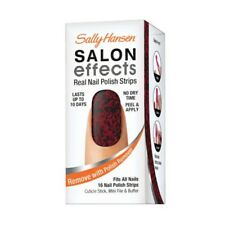 PACK DE 16 STICKERS VERNIS A ONGLES SALON EFFECT 480 I LOVE LACEY SALLY HANSEN