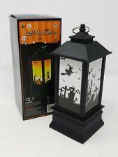 Halloween Pumpkin Graveyard LED Hanging Lantern Light Lamp Party Ornament Table