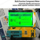 All-in-1 LCD Component Tester Transistor Diode Capacitance ESR Meter Inductance