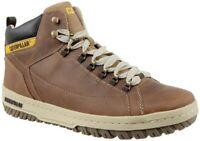 CAT CATERPILLAR Apa Hi P711589 en Cuir Sneakers Baskets Chaussures Bottes Hommes