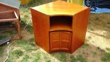 Vintage/Retro Living Room Corner Cabinets