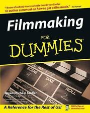 Filmmaking For Dummies Stoller, Bryan Michael Paperback