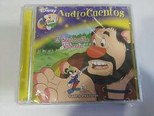 EL SASTRECILLO VALIENTE MICKEY CD AUDIO CUENTOS WALT DISNEY EU EDIT 2006