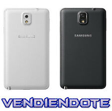 Tapa Trasera Bateria Para Samsung Galaxy Note 3 N9000 9005 Negra Blanca Oro Rosa
