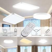 72W 48W 36W LED Deckenleuchte Badleuchte Küche Deckenlampe Dimmbar Wohnzimmer