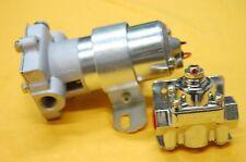 Electric Fuel Pump 140 gph With Regulator Fits Ford Chevy Sbc Bbc Mopar