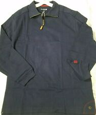 Navy Blue Sperry  Topside Pullover Size XL
