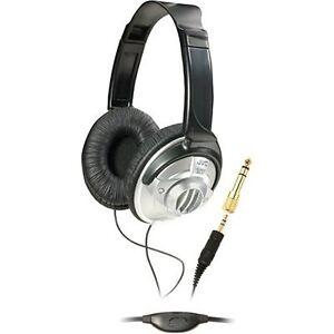 JVC HA-V570 Moniter DJ Style Stereo Headphones with Volume Control