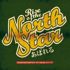 RISE OF THE NORTHSTAR Demonstrating my Saiya Style CD EP Album NEU Folie RotNS