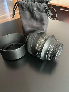 Nikon Nikkor AF-S Nikkor 85mm f/1.8G