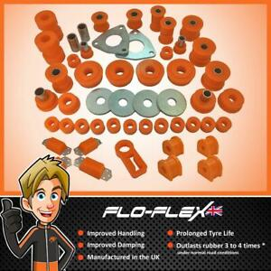 Land Rover Discovery 1 Suspension Bushes Front&Rear Mega Kit in Poly