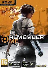 Computer PC Remember Me Spiel DVD Versand Neu