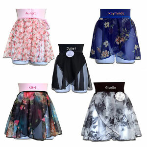 SALE - Tendu Wrap Ballet Skirt in 4 colours and styles
