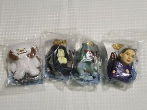 2005 Star Wars Episode III Burger King Toys - (Lot of 4) - NEW/SEALED