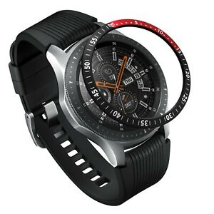 For Galaxy Watch 46mm / 42mm   Ringke Bezel Styling Frame Case Cover Protection