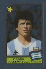 Panini Football Superstars 1984 -argentina-daniel Passarella