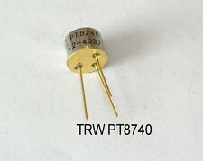 PT8740 TRW 12V/2W VHF/UHF RF POWER TRANSISTOR TO-39 Top Quality!