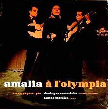 Amalia - À L'Olympia - LP - washed - cleaned - # L 1337