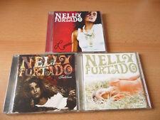 3 CD Set Nelly Furtado: loose + FOLKLORE + Whoa, Nelly!