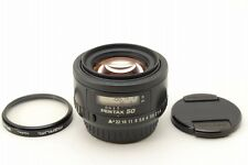 [Excellent+++] SMC Pentax FA 50mm f/1.4 AF Lens w/Filter for K Mount From Japan