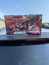 GI Joe Classified Baroness Targets Exclusives Cobra Island VHTF!!!!