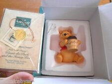 WDCC figurine Winnie the Pooh ant the Honey Tree 1996 in box