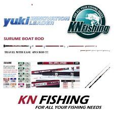 YUKI ''SURUME'' Boat Fishing Rod 2.40m 2.10m 1.80m Boat 5kg Drag Max Eging Rod