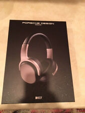NEW IN BOX KEF Porsche Design SPACE ONE Over-Ear Noise-Cancelling Headphones