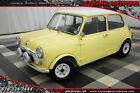 1969 MINI MK II  ONLY 31K MILES!! 4-SPEED MANUAL TRANSMISSION!! LEATHER INTERIOR!! CLASSIC!! Low