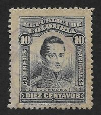 Colombia 1917 Persons - Codoba 10c  (DX4)
