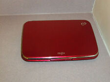 SPECIAL! HOT RED FAST Slim WIN7 WIDE SCREEN WEBCAM,DUAL CORE1.67GHz,2G,80G