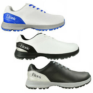 NEW Mens Etonic Stabilizer Waterproof Golf Shoes - Choose Your Size and Color!