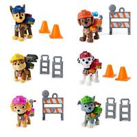 Paw Patrol Ultimate Rescue Construction Action Pup Figure