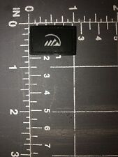 Colorado Outdoor Apparel Clothing Logo Brand Patch Tag Rubber Rocky Mountain CO