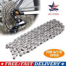 Ig51 6-7-8 speed mountain bike chain steel chain For Shimano Bicycle w/116 links