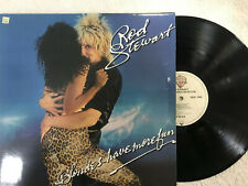 ROD STEWART LP BLONDES HAVE MORE FUN VINILO WARNER BROS 56572