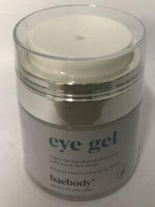 Baebody Eye Gel for Under and Around Eyes to Smooth Fine Lines Brighten 1.7oz