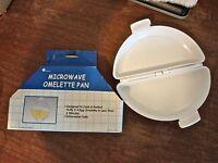 Microwave Egg Omelette Pan