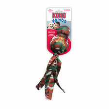 KONG Extra-Large Camo Wubba Dog Fetch Tug Squeaker Toy Assorted Colors (WMX)