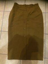 Wallis Exclusive Brown Skirt Size 12