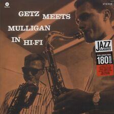 SEALED NEW LP Stan Getz, Gerry Mulligan - Getz Meets Mulligan In Hi-Fi