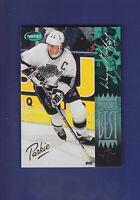 Wayne Gretzky HOF 1994-95 Parkhurst Hockey GOLD Parkie #306 (NM+) L.A. Kings