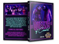 Queens of Combat Season 2 Special Edition DVD-R, Su Yung Hudson Envy QOC