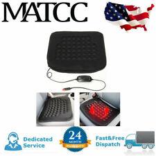 12V Universal Electric Car Seat Heated Heating Cover Cushion Pad Warmer  # * -/