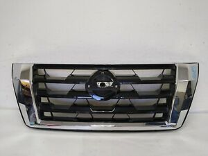 2020-2021 NISSAN ARMADA CENTER GRILLE USED OEM  ►S685