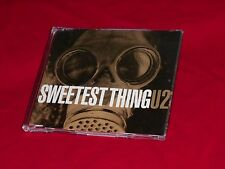 U2 SWEETEST THING SINGOLO 3 TRACCE PRINTED IN CANADA
