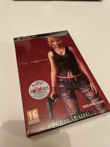NEUF NEW the 3rd birthday édition twisted playstation PSP français blister